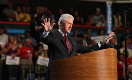 Bill Clinton DNC Speech: Celebs React, Lavish Praise on Former President