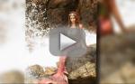 Vanessa Hudgens as a Mermaid