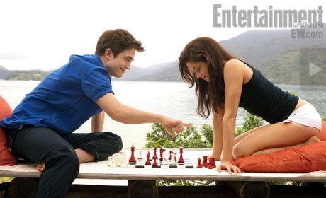 Breaking Dawn Honeymoon Photo