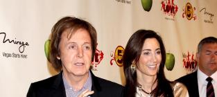 Paul McCartney, Nancy Shevell to Wed Next Month?