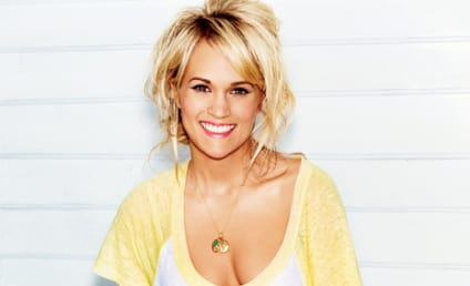 Carrie Underwood: Sexy HIMYM Flight Attendant!