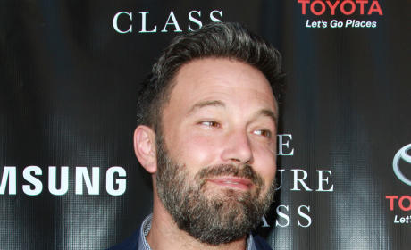 Ben Affleck: Avoiding Christine Ouzounian Like the Plague!