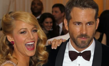 Blake Lively & Ryan Reynolds' Baby Name: Revealed! NOT Violet!