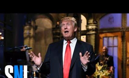 Donald Trump Hosts SNL: Watch His Monologue!