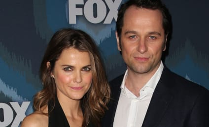 Keri Russell: Pregnant with Co-Star's Baby!