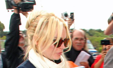 Probation Peeps Probe Lindsay Lohan Ankle Monitor Equipment Failure