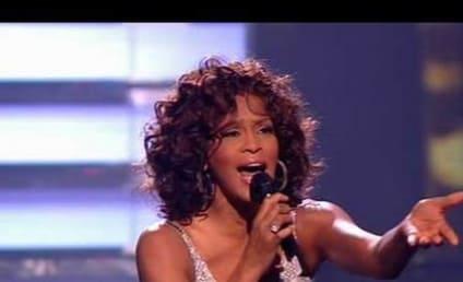 Whitney Houston: Drunk on X Factor?
