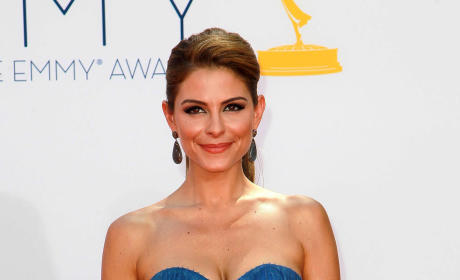 Maria Menounos Emmy Dress
