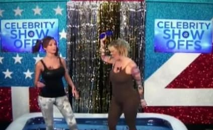 Farrah Abraham Humps Jenna Jameson, Continues to Make America Proud on Celebrity Big Brother