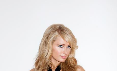 Paris Hilton Bondage Pic