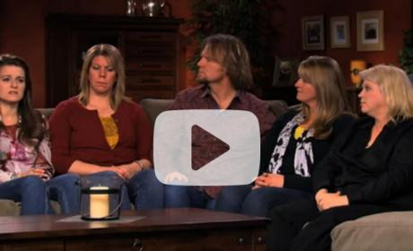 Sister Wives Recap: Be a Daddy, Not a Warrior