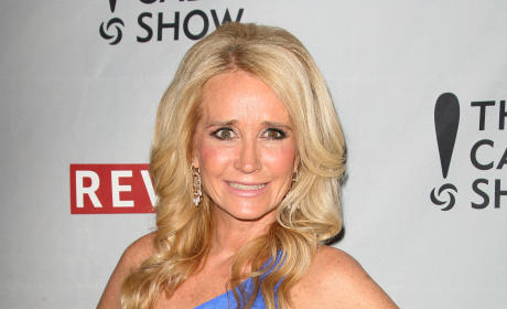 Kim Richards: Sentenced For Drunk Cop-Kicking Incident!