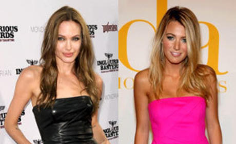 Fashion Face-Off: Angelina Jolie vs. Blake Lively