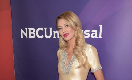 Brandi Glanville Posts Half-Naked Selfie, Wants Back On The Real Housewives of Beverly Hills