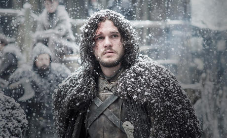 Game of Thrones Season 5 Episode 9 Photos: Tough Times For Jon Snow
