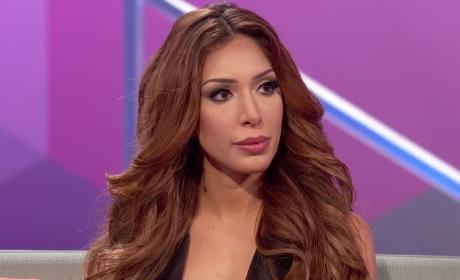 Farrah on the Reunion
