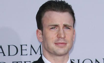 Chris Evans: An Interview With Captain America