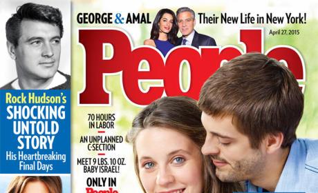 Jill and Derick Dillard People Cover