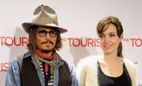 Johnny Depp Angelina Jolie Pic