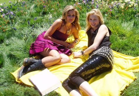 Lauren Conrad, Whitney Port Photo