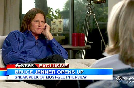 Bruce Jenner on ABC News