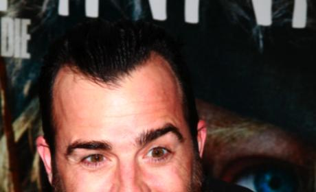 Justin Theroux: Moving in With Jennifer Aniston!