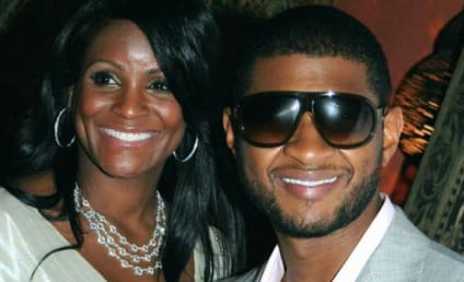 Usher and Tameka Foster Actually Do Tie the Knot