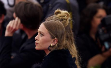 Ashley Olsen: Suffering From Lyme Disease?