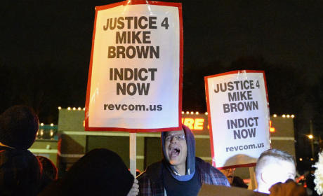 Ferguson Unrest Results from Grand Jury Decision