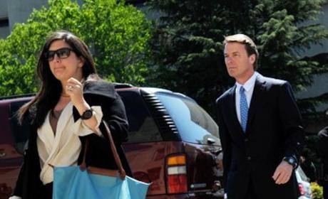 Cate Edwards Leaves John Edwards Trial in Tears