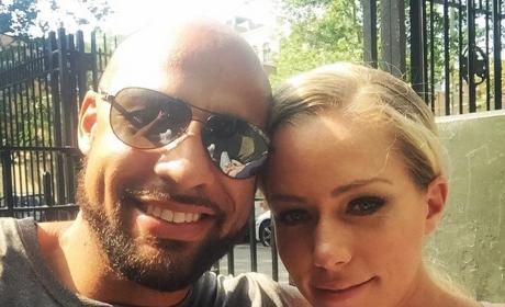 Kendra Wilkinson and Hank Baskett: So in Love?