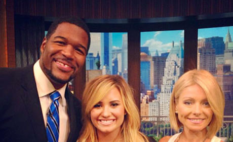 What do you think of Kelly Ripa's new haircut?