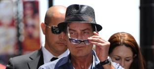 Charlie Sheen Pays for Photographer Funeral