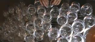 Presenting: The Harry Potter Theme Song, Wine Glass Style!