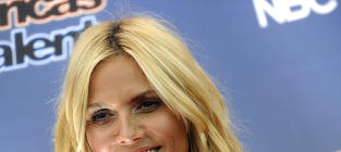 Heidi Klum Just Owned Donald Trump Again