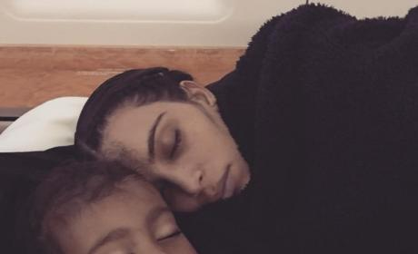 Kim and North Sleep