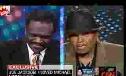 Joe Jackson is One Crazy, Shady Character