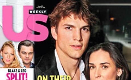 Ashton Kutcher Infidelity Details: One Hot Tub, Two Girls?