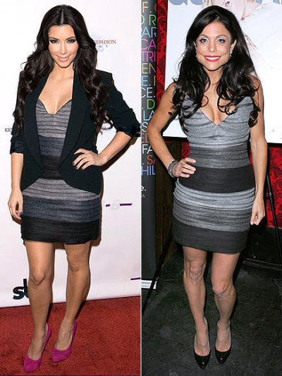 Kim vs. Bethenny