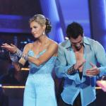 Erin and Maks Take a Bow