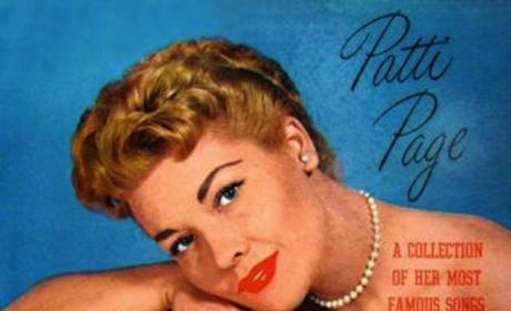 Patti Page Dies; Musical Icon was 85