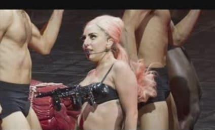 Lady Gaga Wears Machine Gun Bra: A Step Too Far?