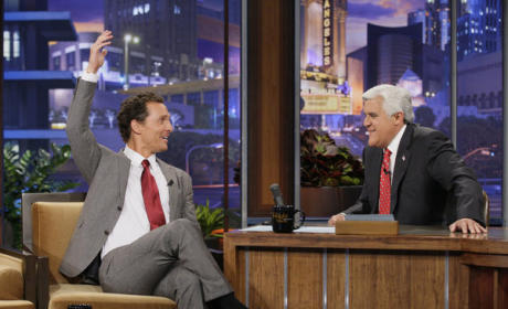 Matthew McConaughey on The Tonight Show