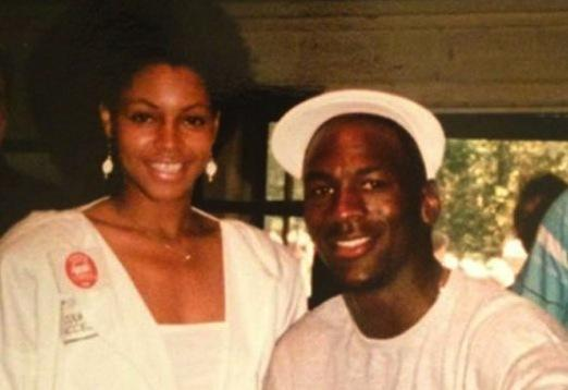 Pamela Smith, Michael Jordan