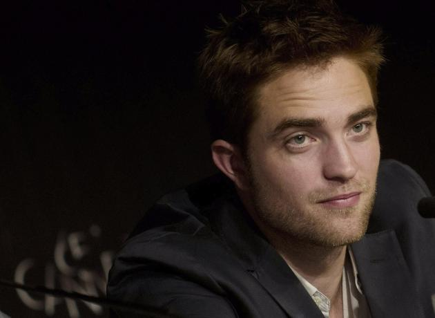 Robert Pattinson Up Close