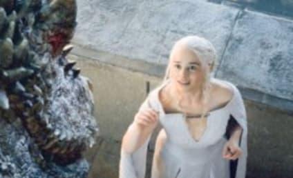 Game of Thrones Season 5 Episode 2 Photos: How to Train Your Dragon!