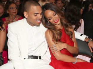 Chris Brown, Rihanna (Grammys)