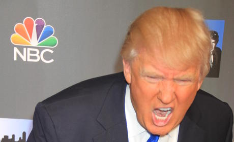 NBC to Donald Trump: You're Fired!