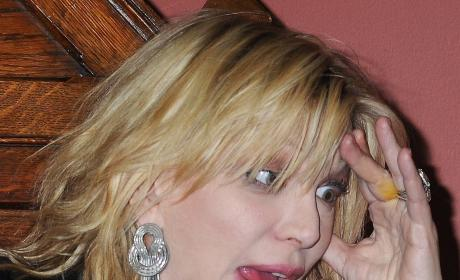 Courtney Love: Lindsay Lohan Sober Coach?!