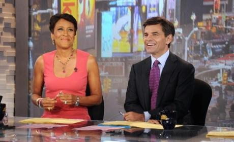 Robin Roberts as Co-Anchor